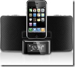 [News] Un nouveau réveil dock iPod/iPhone chez Philips